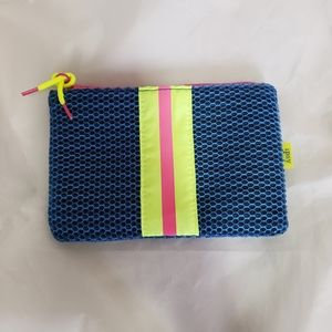 FREE W/ PURCHASE Neon Ipsy Makeup Bag